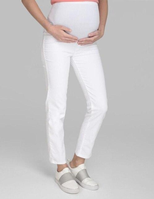 2e6a884de Jeans Weekend Maternity corte recto