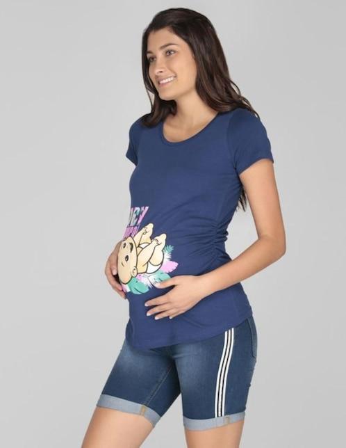 f29c49854 Bermuda Weekend Maternity sin faja