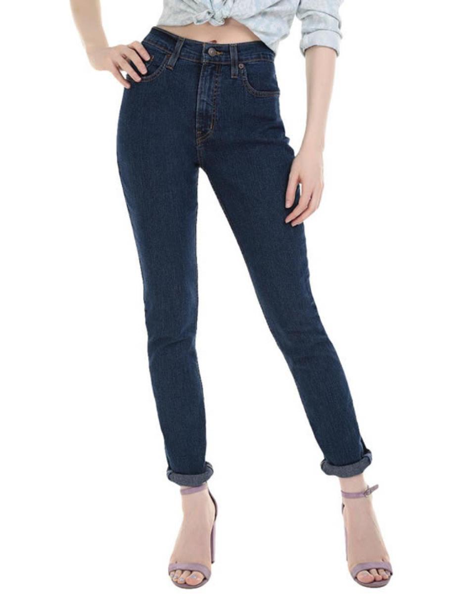 69b184cae8 Jeans Oggi Jns corte entubado